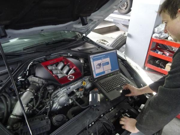 Mechanika samochodu 2