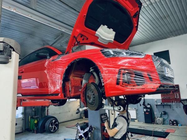 Mechanika samochodu 4