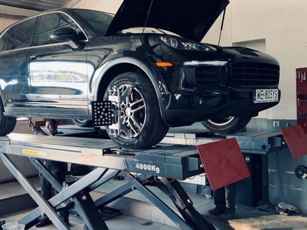 Mechanika samochodu 8